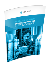 Food defense ebrief cover