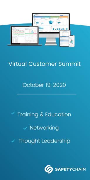 Virtual Customer Summit 2020