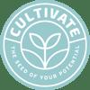 Cultivate Logo - Lone Jespersen